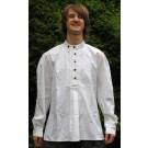 Trachtenhemd Glonn weiß