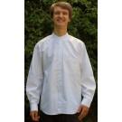 Stehkragen-Hemd Yukon weiß